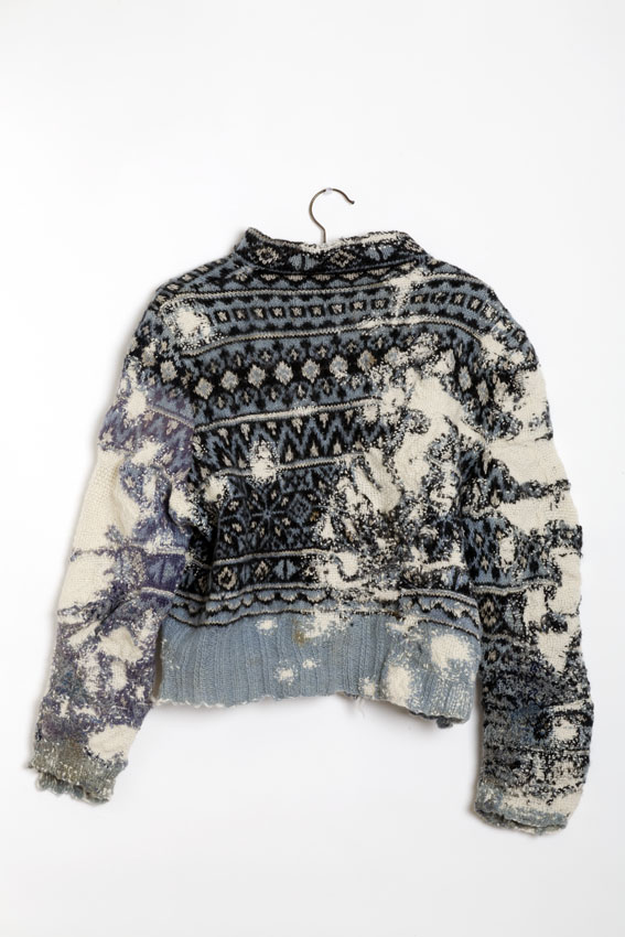 Norwegian Sweater, 2010 Celia Pym
